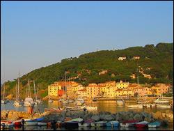 Остров эльба италия